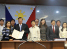 Vigan City Get Senate Recognition